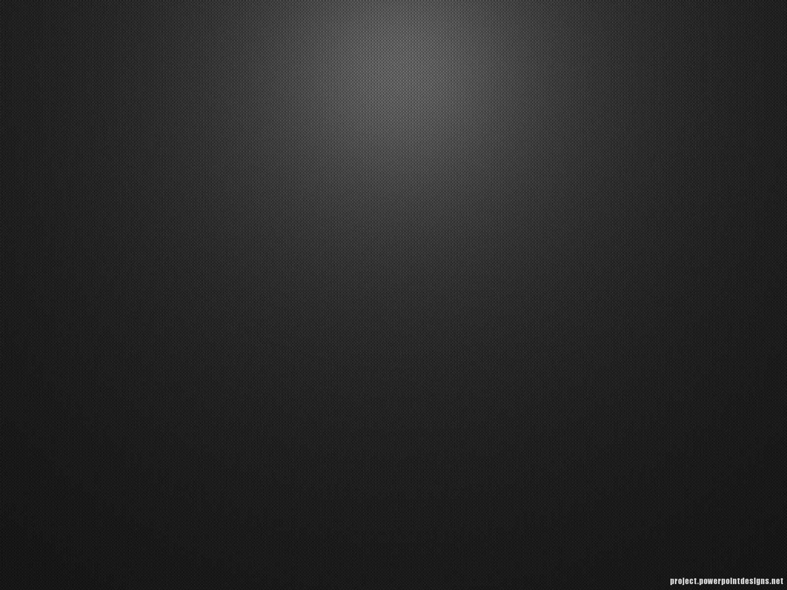 black powerpoint background