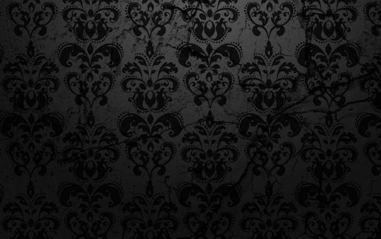 Black Batik Background Powerpoint