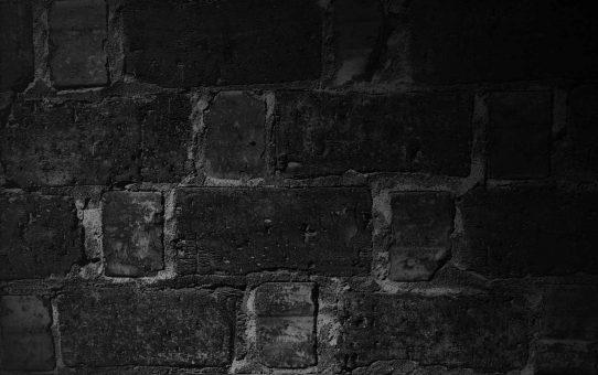 Black Brick Background Powerpoint