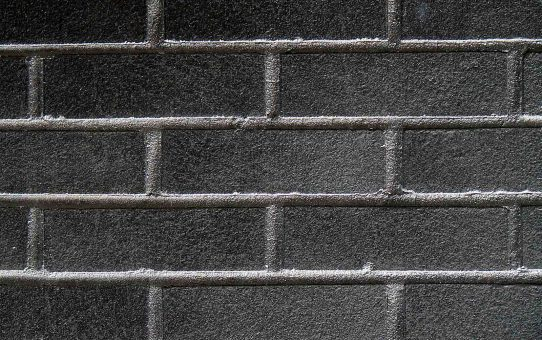 Black Brick HDR Background Powerpoint