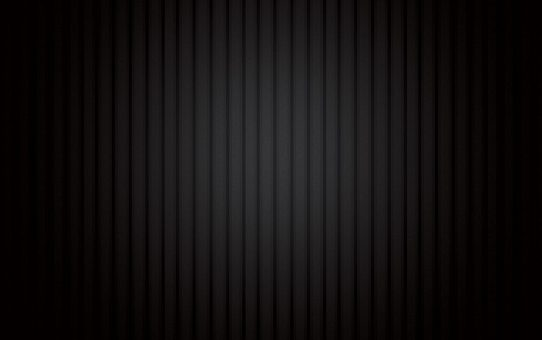 Black Stripes Background Powerpoint
