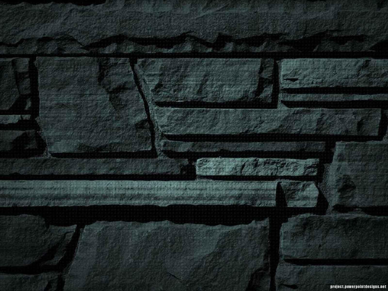 Brick Powerpoint Background