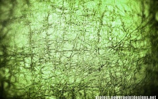 Green Grunge Background Powerpoint