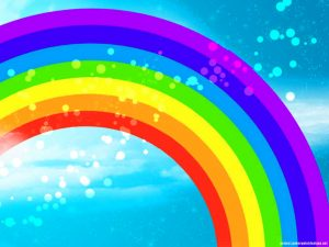 rainbow-powerpoint-background